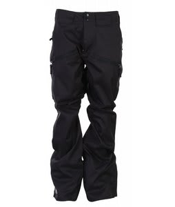 Airblaster Freedom Snowboard Pants Black Mens