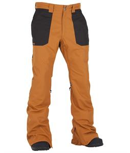 Airblaster Freedom Snowboard Pants Grizzly