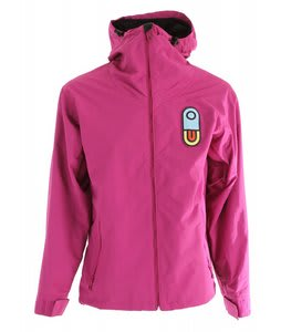 Airblaster Freedom Snowboard Jacket Berry Blast