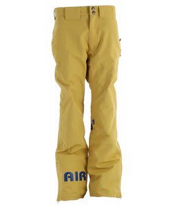 Airblaster Freedom Boot Snowboard Pants Mustard