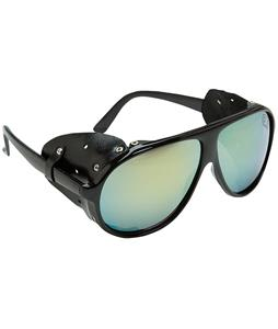 Airblaster Glacier Sunglasses Black Gold