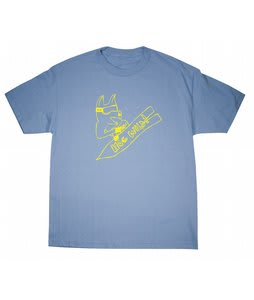 Airblaster Hog Wild T-Shirt Carolina Blue