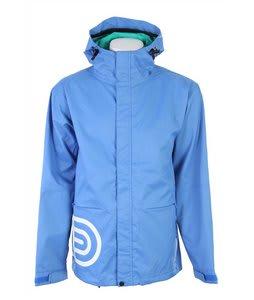 Airblaster Nightrider Snowboard Jacket Bluebird Mens