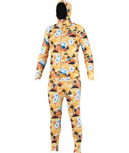 Airblaster Ninja Suit Hawaiian Gold