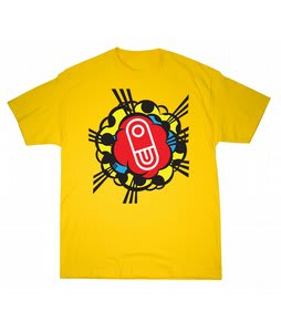 Airblaster Pop Rocks T-Shirt Yellow
