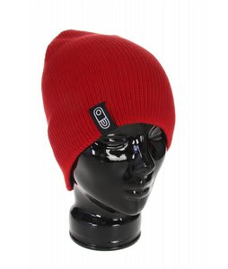 Airblaster Reversible Beanie Red