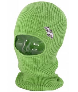 Airblaster Terryclava Facemask Hot Green