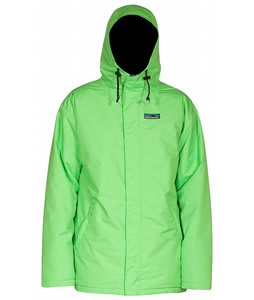 Airblaster Toaster Snowboard Jacket Hot Green