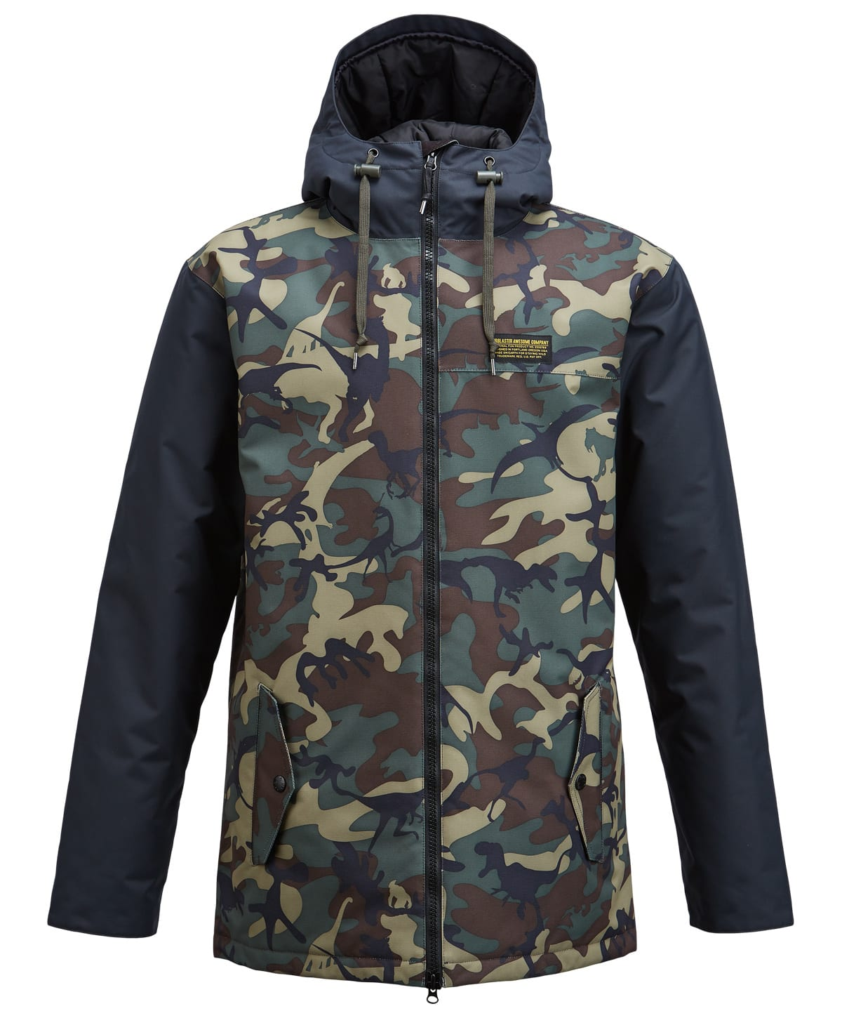 Click here for Airblaster Toaster Snowboard Jacket prices