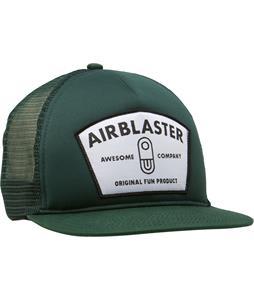 Airblaster USS Blaster Trucker Cap Forest