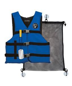 Airhead SUP Deluxe Coast Guard Kit