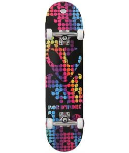 Alien Workshop Dyrdek Dropout Skateboard Complete Black 7.87in