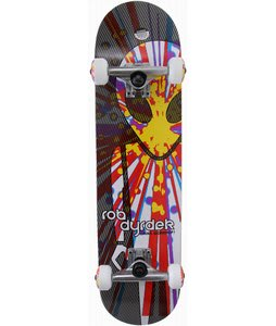 Alien Workshop Dyrdek Flash Mob Skateboard Complete