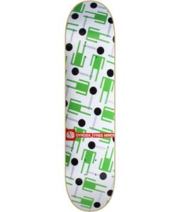 Alien Workshop Dyrdek Free Minds LG Skateboard