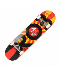Alien Workshop Dyrdek Rising Skateboard Complete Red
