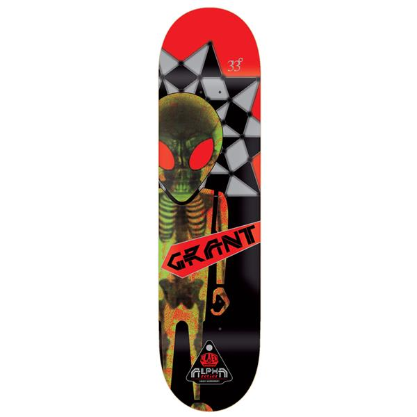 On Sale Alien Workshop Gtaylor Alpha Skateboard up to 60% off