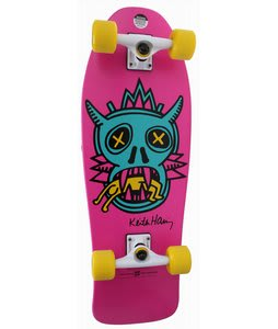 Alien Workshop Keith Haring Fishtail Longboard