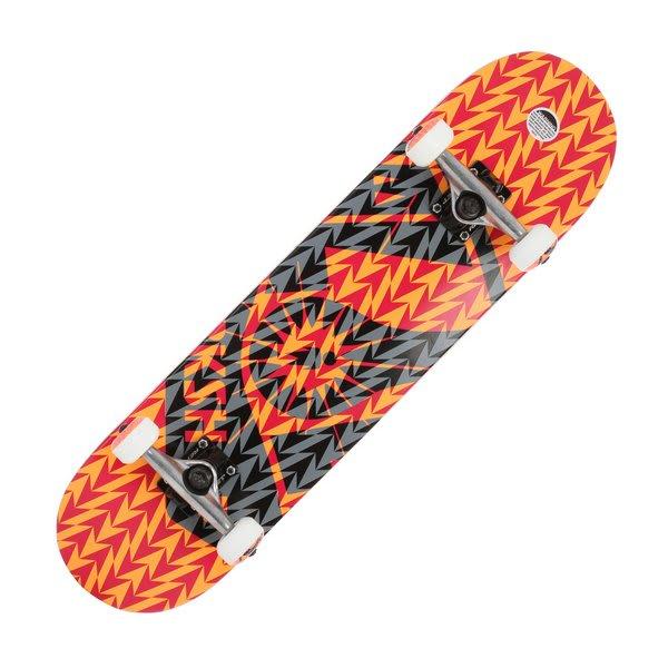 Alien Workshop OG Voltage Skateboard Complete Red