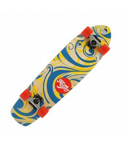 Alien Workshop Speedball Skateboard Complete Blue