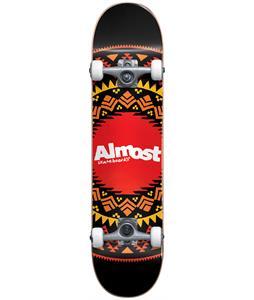Almost Aztek Geo Skateboard Complete