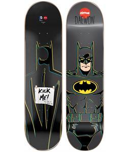 Almost Batman Mini Daewon Skateboard Deck