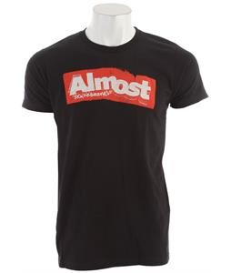 Almost Bent Out S/S Tee T-Shirt