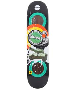Almost Bizarre Ride Impact Skateboard Deck Chris Haslam