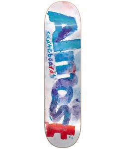 Almost Blotchy Skateboard Deck