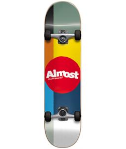 Almost Color Code Skateboard Complete