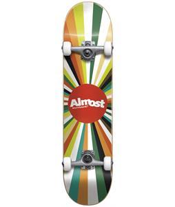 Almost Color Wheel Skateboard Complete