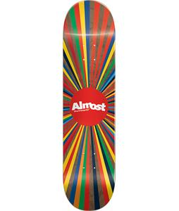 Almost Color Wheel Skateboard Deck