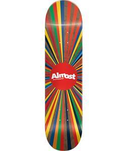 Almost Color Wheel Skateboard Deck