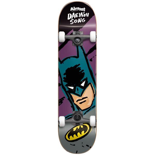 Almost Daewon Sketchy Batman Skateboard Complete