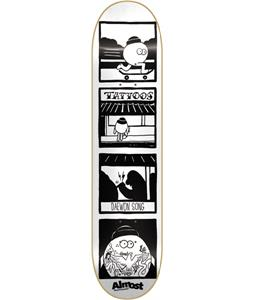 Almost Daewon Song Impact Comic Strip Skateboard 8.38 x 31.8in