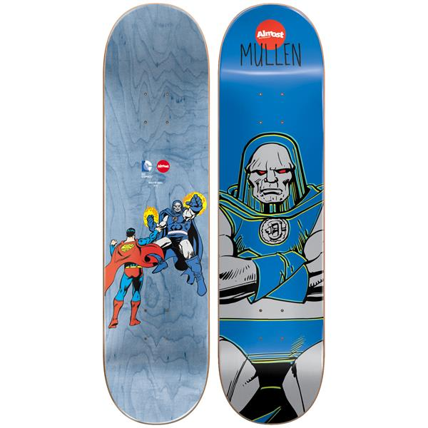 Almost Darkseid Mullen Skateboard Deck