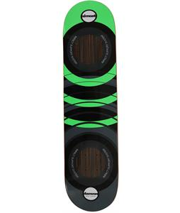 Almost Fluorescent Tip Impact Daewon Skateboard Deck