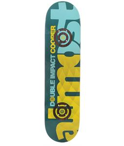Almost Intro Double Impact Skateboard Cooper Wilt