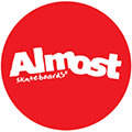 Almost Skateboard Decks