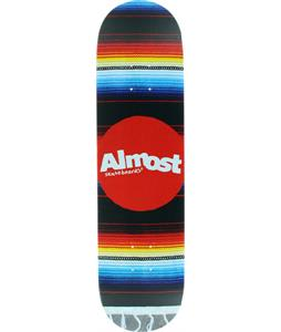 Almost Mexican Blank Skateboard Deck
