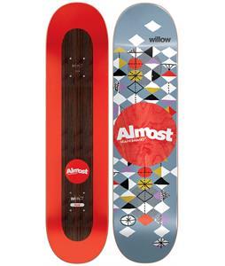 Almost Mid Century Impact Plus Skateboard Deck