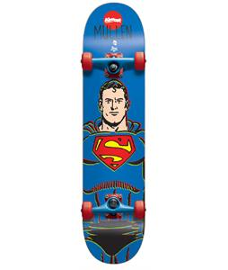 Almost Mullen Superman Mid Skateboard Complete Mullen 7.4in