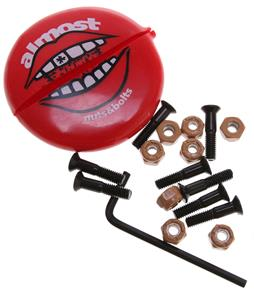 Almost Nuts In Your Mouth Allen Skateboard Hardware Allen 7/8in