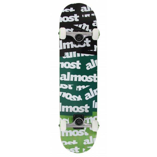 Almost Plastered TT Skateboard Complete