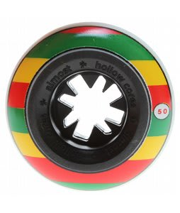 Almost Rasta Bandwagon Hc Skateboard Wheels Rasta 50mm