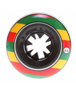 Almost Rasta Bandwagon Hc Skateboard Wheels Rasta 52mm