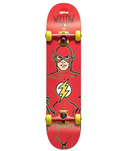 Almost Willow The Flash Micro Skateboard Complete Willow 6.75in