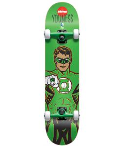 Almost Youness Green Lantern Skateboard Complete Youness 8.0in