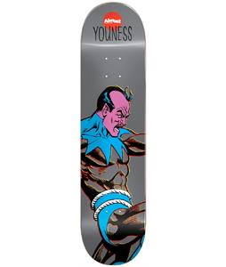Almost Youness Sinestro R7 Skateboard Youness 8.0 x 31.6in