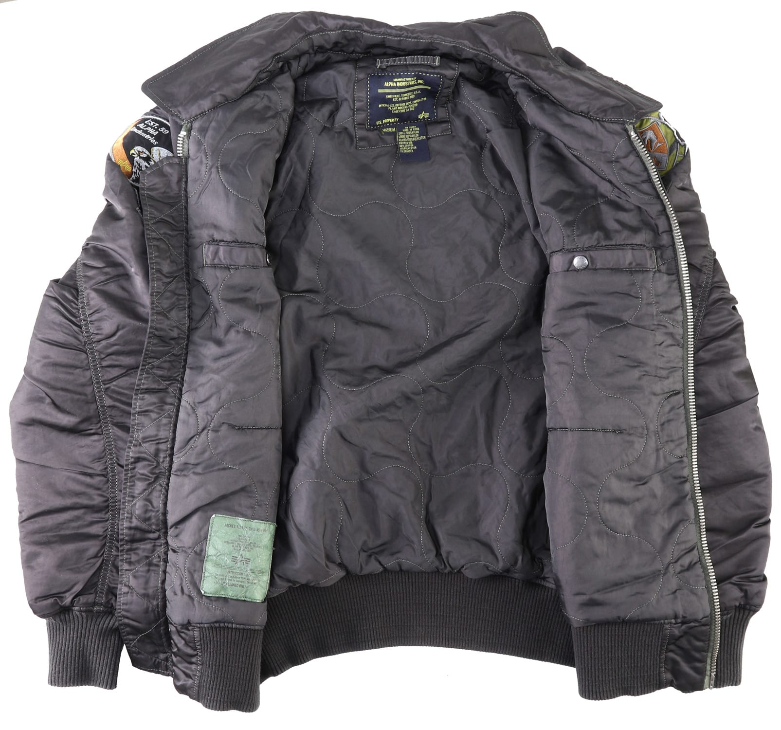 On Sale Alpha Industries Cwu Pilot Jacket Up To 40 Off