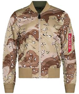 Alpha Industries MA-1 Double Camo Jacket